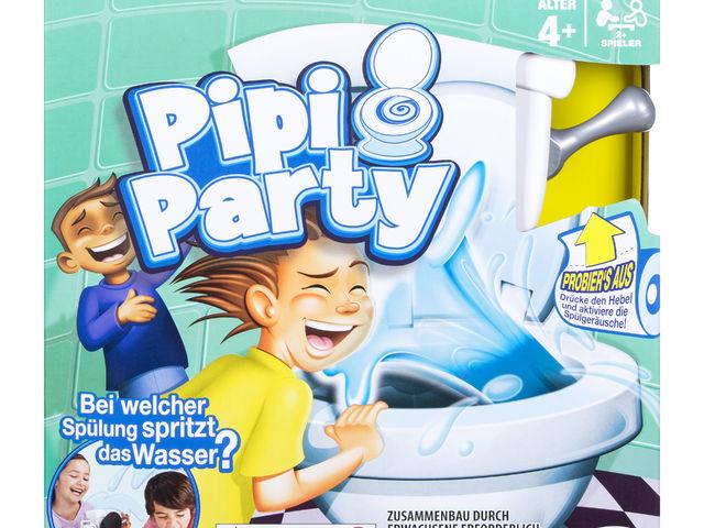 Pipi Party Bild 1