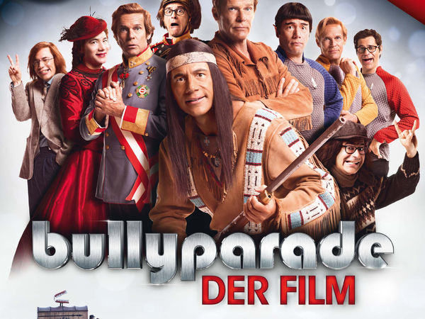 Bild zu Alle Brettspiele-Spiel Bullyparade - Der Film: Das Kartenspiel
