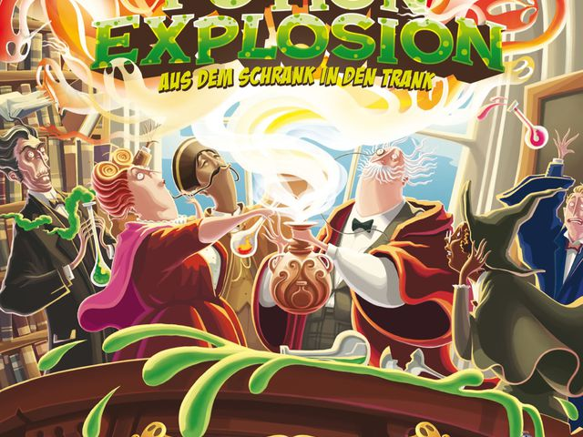 Potion Explosion: Die fünfte Zutat Bild 1
