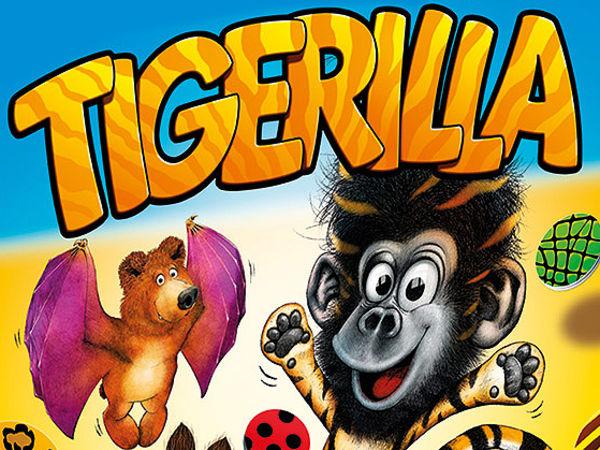 Bild zu Alle Brettspiele-Spiel Tigerilla