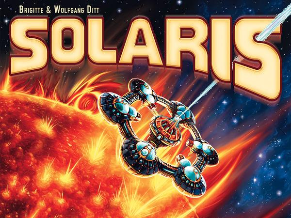 Bild zu Alle Brettspiele-Spiel Solaris
