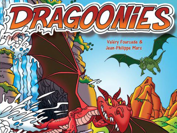 Bild zu Alle Brettspiele-Spiel Dragoonies