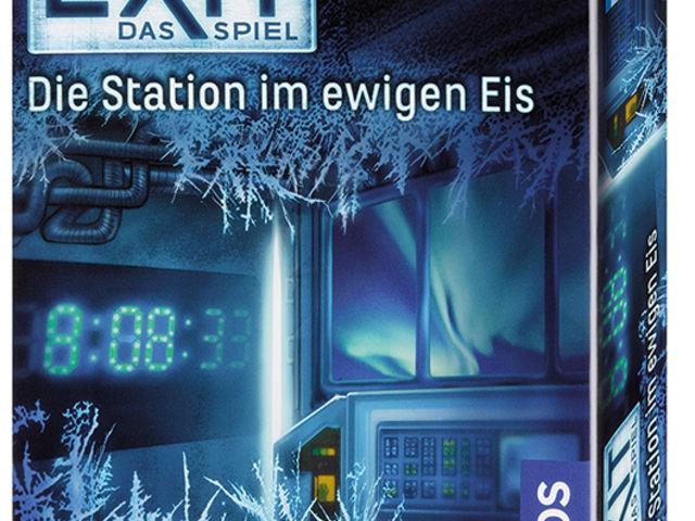 Exit - Das Spiel: Die Station im ewigen Eis Bild 1