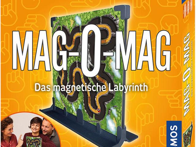 Mag-O-Mag: Das magnetische Labyrinth Bild 1