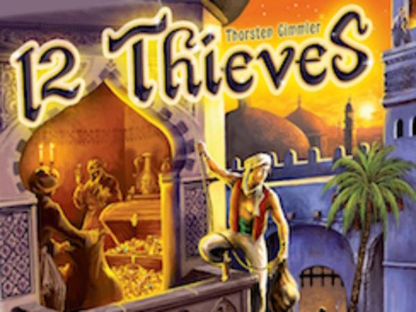 Bild zu Alle Brettspiele-Spiel 12 Thieves
