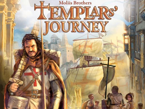 Bild zu Alle Brettspiele-Spiel Templars' Journey