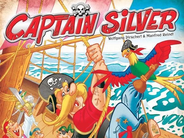 Bild zu Ausgezeichnet 2017-Spiel Captain Silver