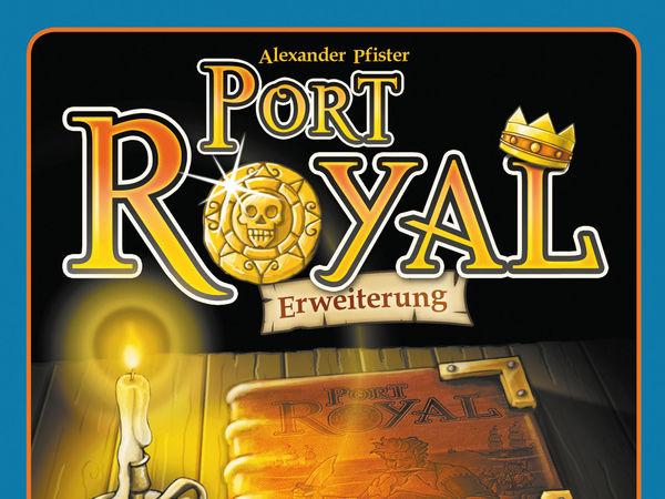 Bild zu Alle Brettspiele-Spiel Port Royal: Das Abenteuer beginnt