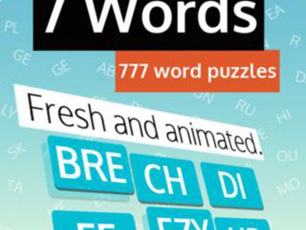 Bild zu Neu-Spiel 7 Words