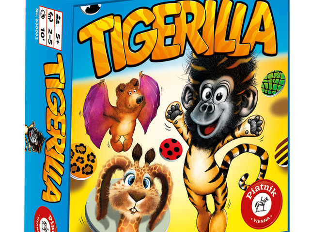Tigerilla Bild 1