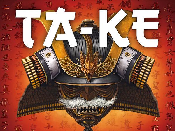 Bild zu Alle Brettspiele-Spiel TA-KE