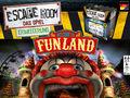 Vorschaubild zu Spiel Escape Room: Das Spiel - Funland