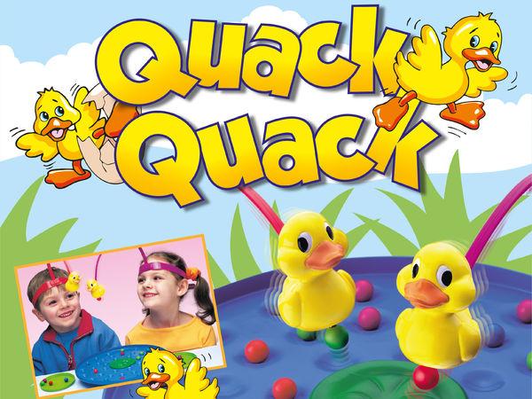 Bild zu Alle Brettspiele-Spiel Quack Quack