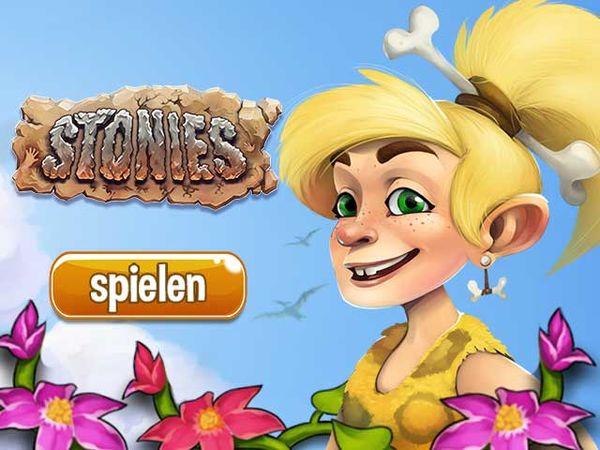 Bild zu Simulation-Spiel Stonies