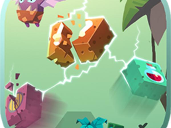 Bild zu Denken-Spiel Blocky Warior