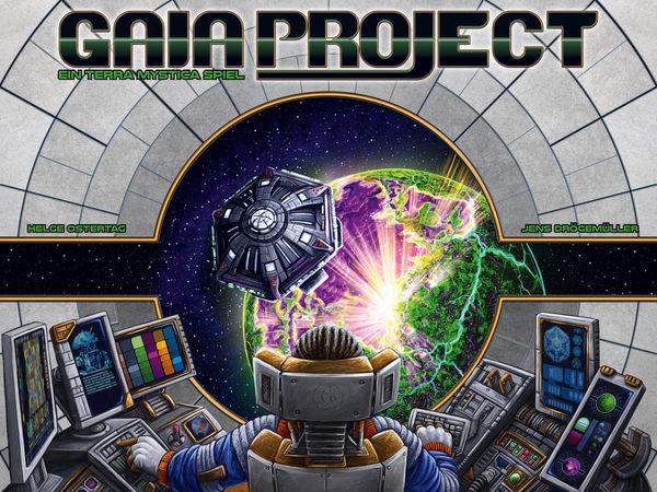Bild zu Alle Brettspiele-Spiel Gaia Project