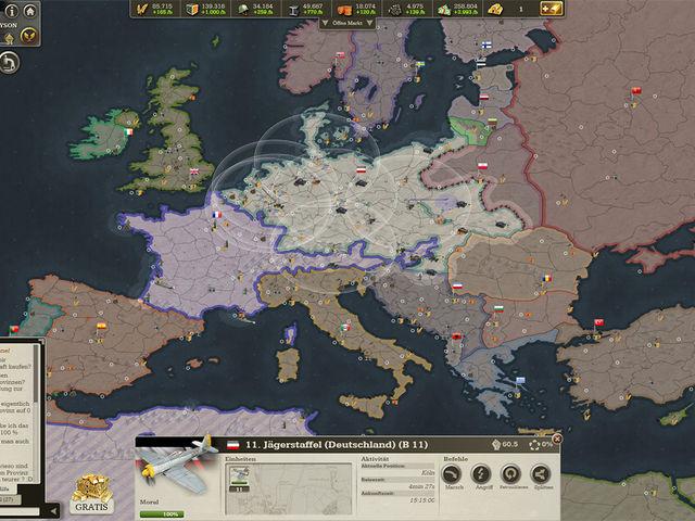 Call of War Screenshot 1