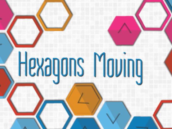 Bild zu Denken-Spiel Hexagon Moving