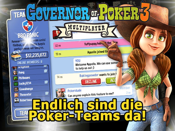 Bild zu Alle-Spiel Governor of Poker 3