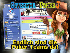 Governor of Poker 3 spielen