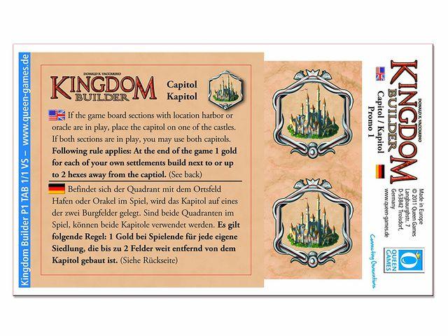 Kingdom Builder: Kapitol Bild 1