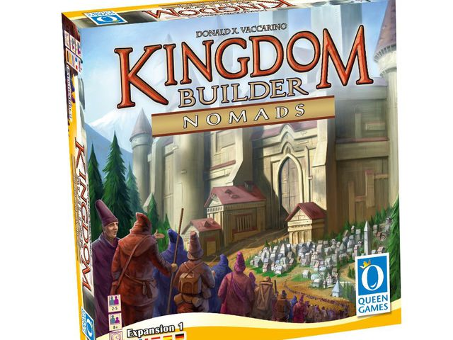 Kingdom Builder: Nomads Bild 1