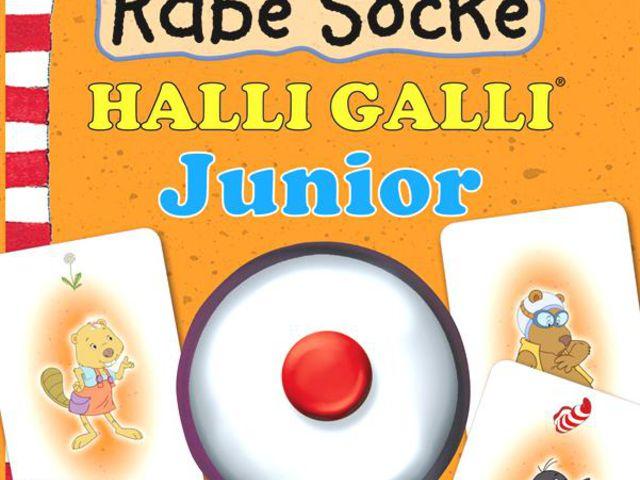 Halli Galli Junior - Der kleine Rabe Socke Bild 1