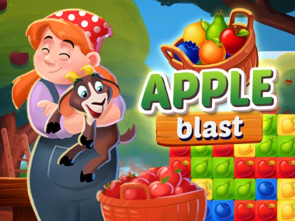Bild zu Denken-Spiel Apple Blast
