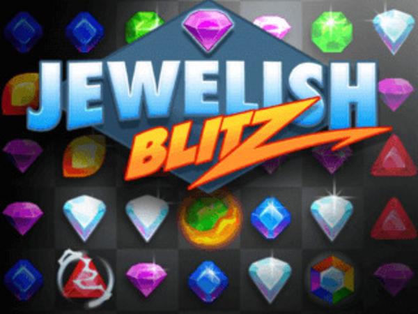 Bild zu Top-Spiel Jewelish Blitz