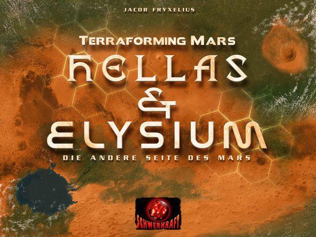 Terraforming Mars: Hellas & Elysium Bild 1