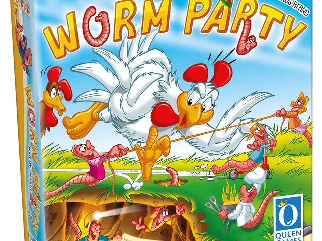 Wurm Party Bild 1