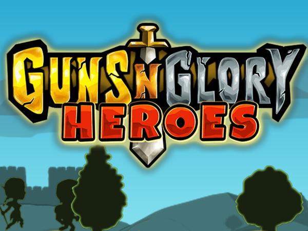 Bild zu Action-Spiel Guns 'n Glory Heroes