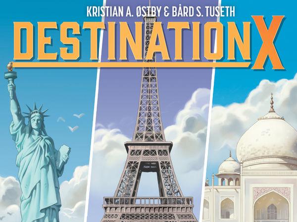 Bild zu Alle Brettspiele-Spiel Destination X