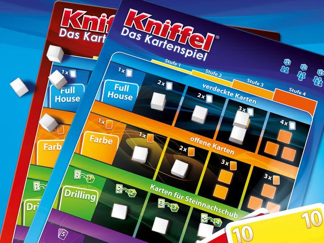 Kniffel: Das Kartenspiel Bild 1