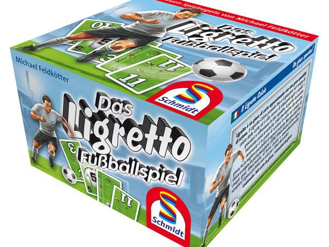 Das Ligretto Fußballspiel Bild 1