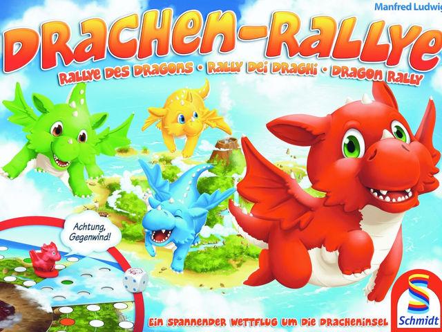 Drachen-Rallye Bild 1