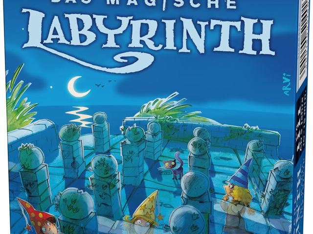 Das magische Labyrinth: Reisespiel Bild 1