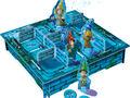 Das magische Labyrinth: Reisespiel Bild 2