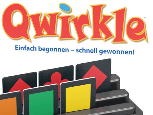 Bild zu Alle Brettspiele-Spiel Qwirkle: Reisespiel