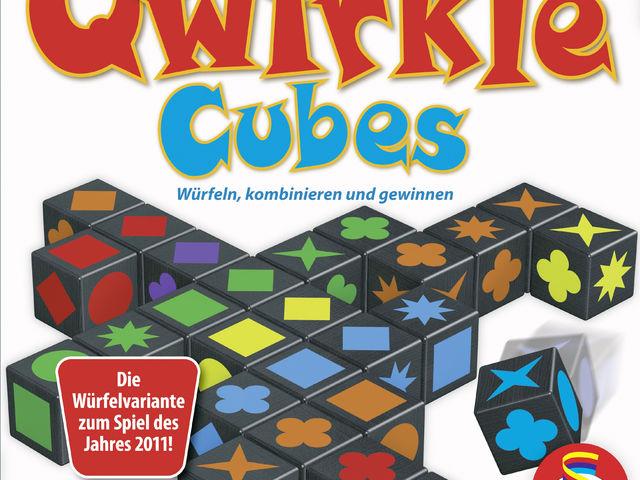 Qwirkle Cubes Anleitung