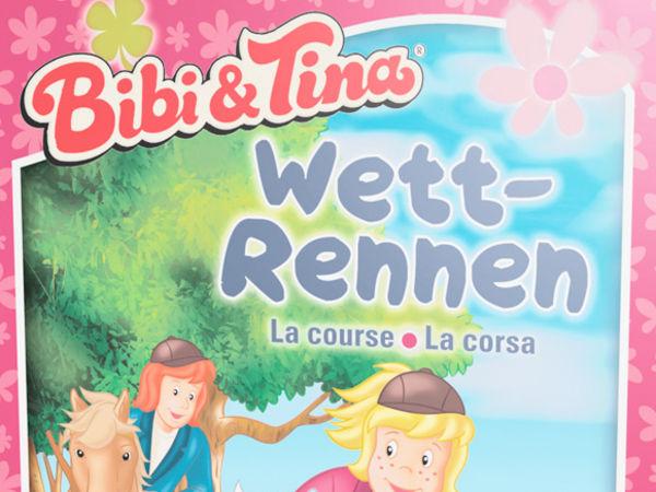 Bild zu Alle Brettspiele-Spiel Bibi & Tina: Wettrennen