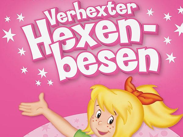 Bild zu Alle Brettspiele-Spiel Bibi Blocksberg: Verhexter Hexenbesen - Reisespiel