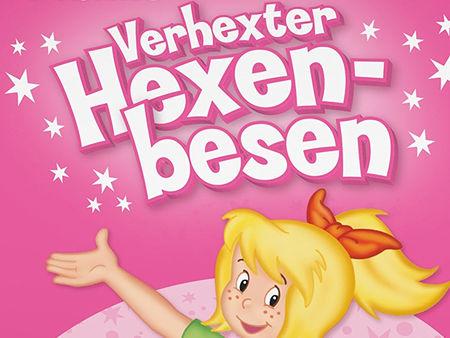 Bibi Blocksberg: Verhexter Hexenbesen - Reisespiel