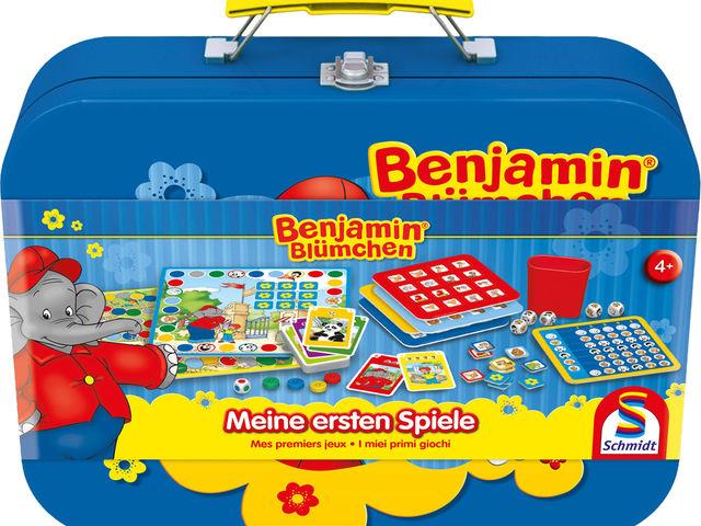 Benjamin Blümchen: Meine ersten Spiele Bild 1