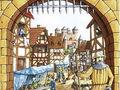 Carcassonne: Die Burg Bild 1