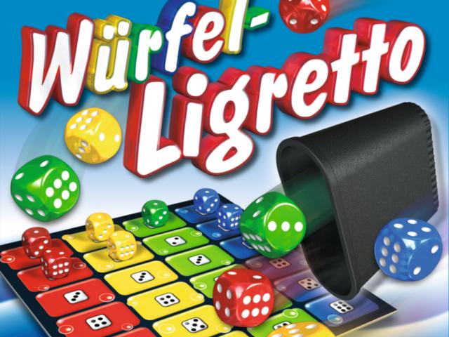 Würfel-Ligretto Bild 1