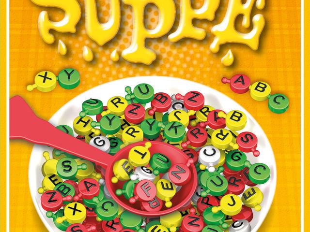 Buchstabensuppe Bild 1