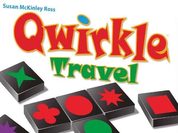 Bild zu Alle Brettspiele-Spiel Qwirkle Travel