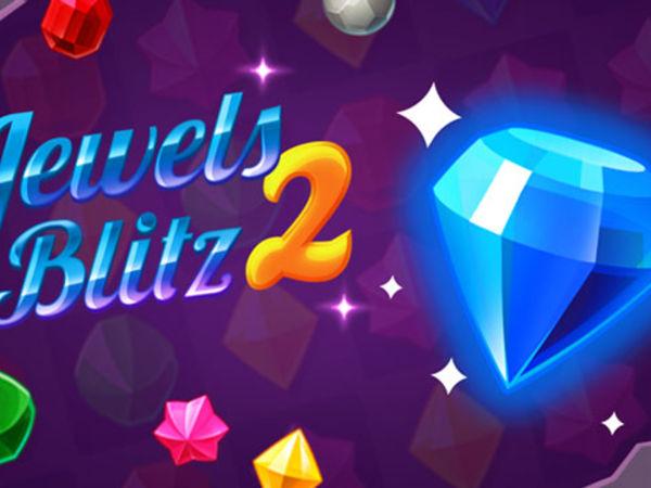 Bild zu Denken-Spiel Jewels Blitz 2