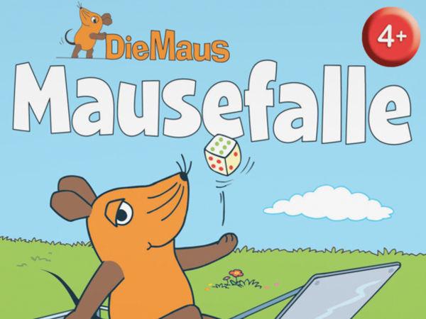 Bild zu Alle Brettspiele-Spiel Die Maus: Mausefalle - Reisespiel
